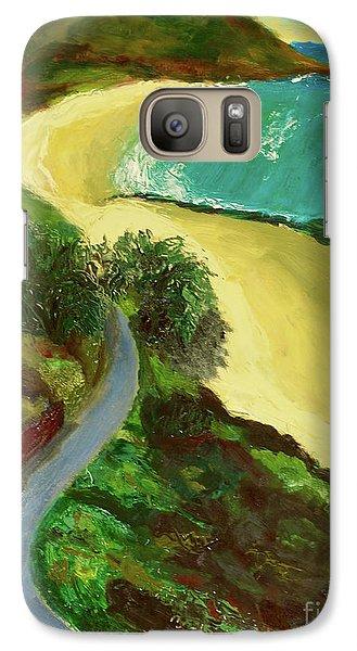 Shelly Beach Galaxy S7 Case