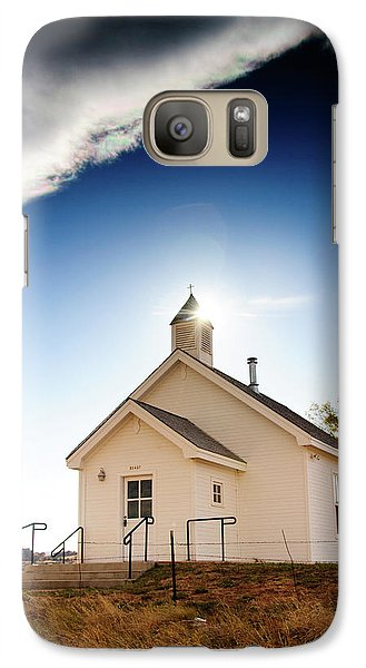 Shelter From The Storm Galaxy S7 Case