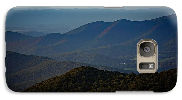 Shenandoah Valley At Sunset Galaxy S7 Case