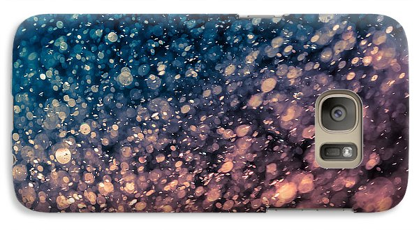 Galaxy Case featuring the photograph Shine by TC Morgan