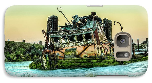 Shipwreck - Mary D. Hume Galaxy S7 Case