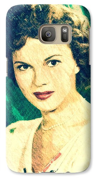 Shirley Temple By John Springfield Galaxy S7 Case