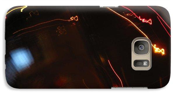 Galaxy Case featuring the photograph Shooting Hearts by Ausra Huntington nee Paulauskaite