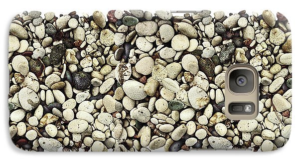 Shore Stones 3 Galaxy S7 Case by JQ Licensing