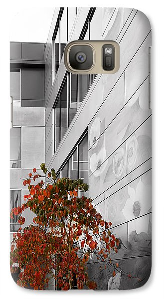 Shoreline City Hall Galaxy S7 Case