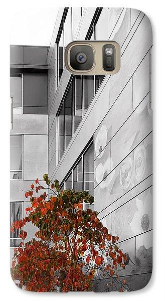 Shoreline City Hall Galaxy S7 Case