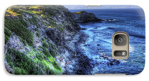 Galaxy Case featuring the photograph Shores Of Maui by Shawn Everhart