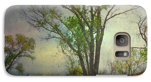Galaxy Case featuring the photograph Signs  by Mark Ross