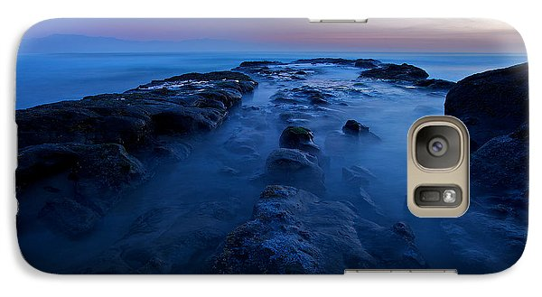 Galaxy Case featuring the photograph Silence by Evgeny Vasenev
