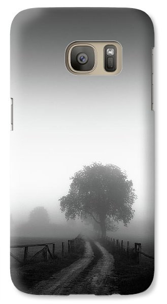 Galaxy Case featuring the photograph  Silent Morning  by Franziskus Pfleghart