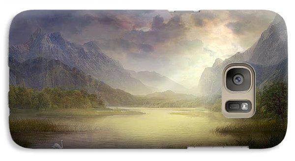 Silent Morning Galaxy S7 Case