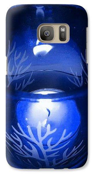 Silent Night Galaxy S7 Case