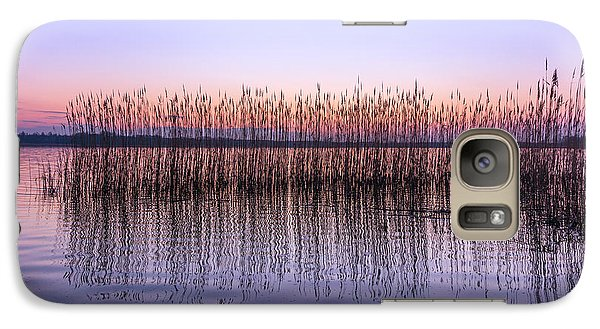 Galaxy Case featuring the photograph Silent Noise by Dmytro Korol