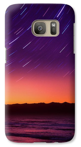 Silent Time Galaxy S7 Case