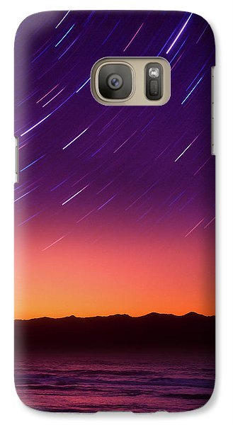 Silent Time Galaxy S7 Case by Tatsuya Atarashi