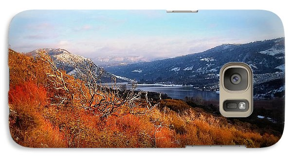 Galaxy Case featuring the photograph Silverwood Lake - California by Glenn McCarthy Art and Photography