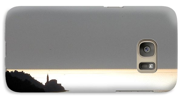 Galaxy Case featuring the photograph Silvery by Dragica  Micki Fortuna