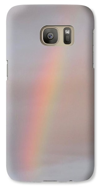 Simple Desert Rainbow Galaxy S7 Case