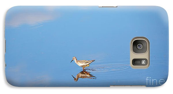 Galaxy Case featuring the photograph Simplicity by Adrian LaRoque