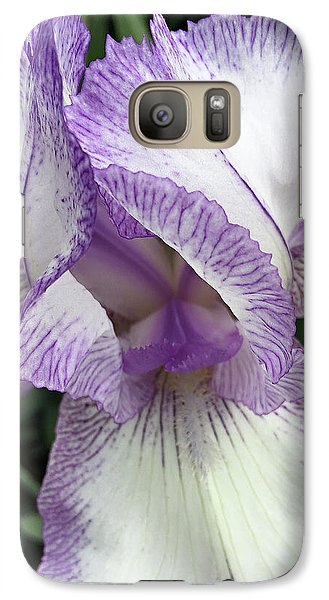 Galaxy Case featuring the photograph Simply Beautiful by Sherry Hallemeier