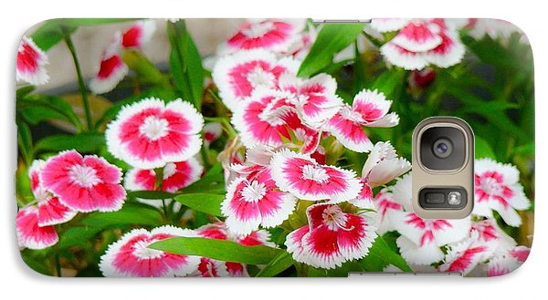 Galaxy Case featuring the photograph Simply Flowers by Rand Herron