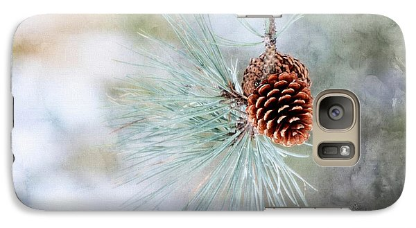 Galaxy Case featuring the photograph Simply Simple by Brenda Bostic