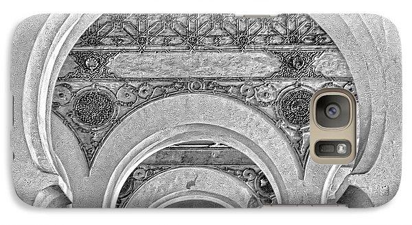 Galaxy Case featuring the photograph Sinagoga De Santa Maria La Blanca by Nigel Fletcher-Jones