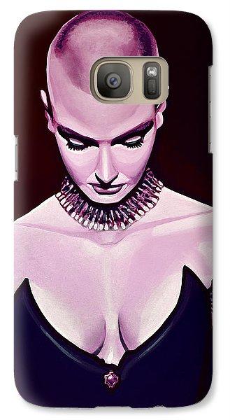 Cobra Galaxy S7 Case - Sinead O'connor by Paul Meijering