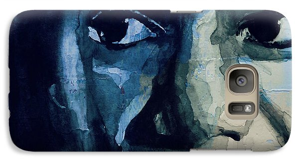 Rhythm And Blues Galaxy S7 Case - Sinnerman - Nina Simone by Paul Lovering