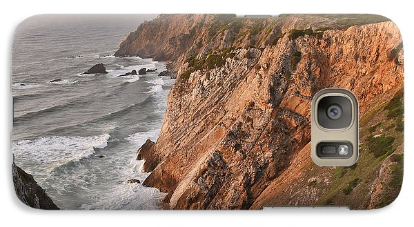 Galaxy Case featuring the photograph Sintra Portugal Coast by Marek Stepan