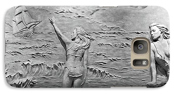 Galaxy Case featuring the photograph Sirens by Kristin Elmquist