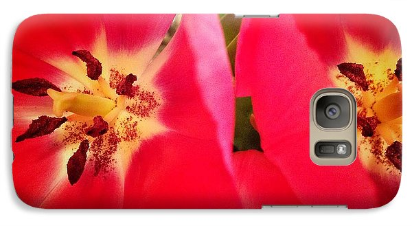Galaxy Case featuring the photograph Sisters by Olivier Calas