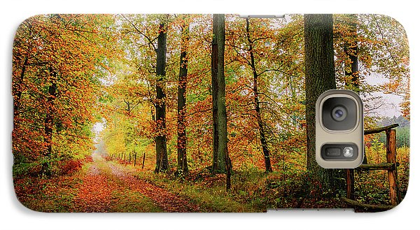 Galaxy Case featuring the photograph Site 6 by Dmytro Korol