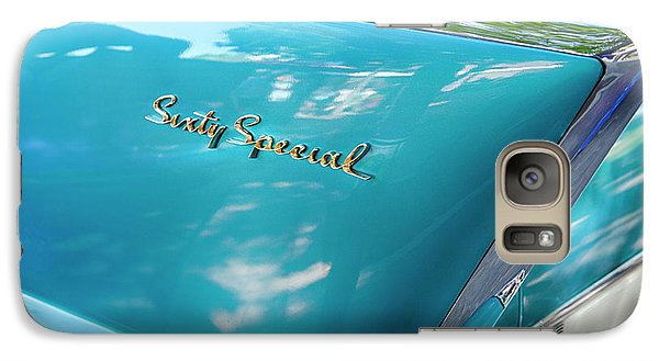 Galaxy Case featuring the photograph Sixty Special Cadillac by Theresa Tahara