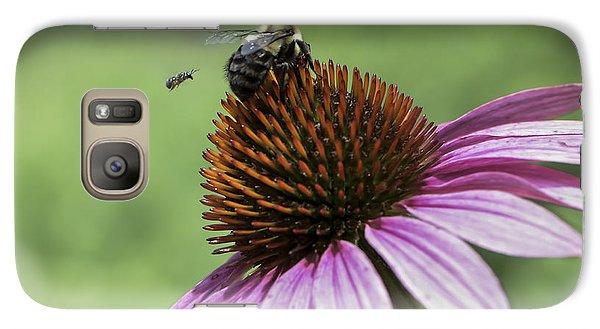 Galaxy Case featuring the photograph Size Matters by Andrea Silies