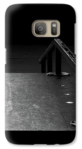 Galaxy Case featuring the photograph Skateboard Ramp II by Richard Rizzo