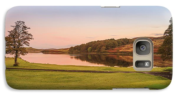 Skeabost House Hotel Golf Course Galaxy S7 Case