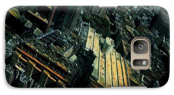 Skewed View Galaxy S7 Case