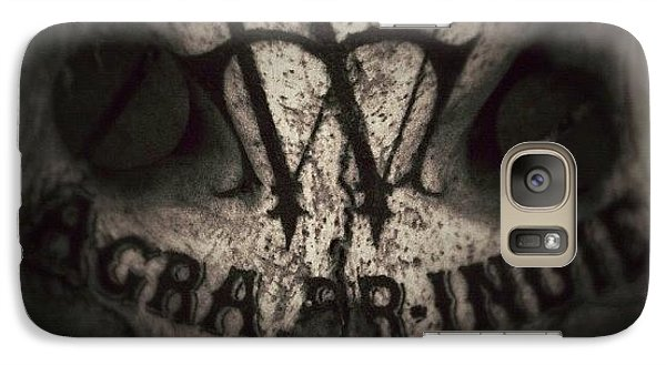 Skull Galaxy Case by Dave Edens