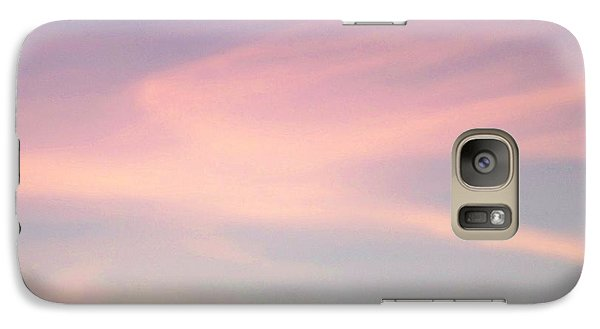 Galaxy Case featuring the photograph Sky Dancer by Betty Northcutt