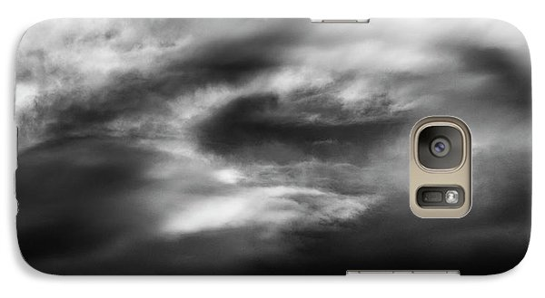 Galaxy Case featuring the photograph Sky by Steven Poulton