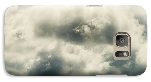 Galaxy Case featuring the photograph Sky Life Appears  by Steven Poulton
