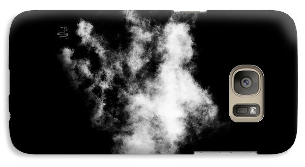 Galaxy Case featuring the photograph Sky Life Trip by Steven Poulton