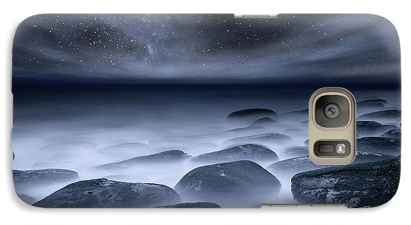 Galaxy Case featuring the photograph Sky Spirits by Jorge Maia