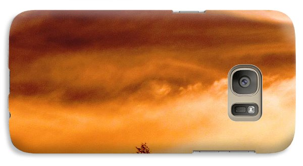 Galaxy Case featuring the photograph Eye Of Jupiter by Melissa Stoudt
