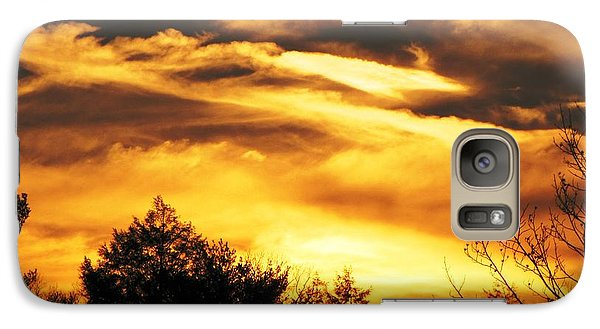 Galaxy Case featuring the photograph Sky Study 7 3/11/16 by Melissa Stoudt