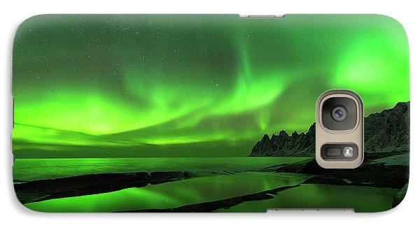 Skydance Galaxy S7 Case by Alex Lapidus