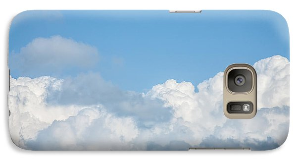 Galaxy Case featuring the photograph Skyscape by Jan Bickerton