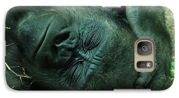 Galaxy Case featuring the photograph Sleep Tight by Richard Bryce and Family