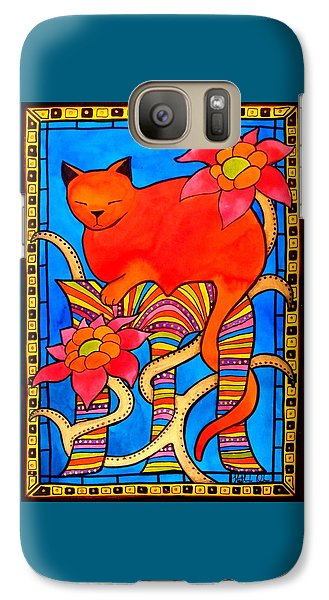 Sleeping Beauty By Dora Hathazi Mendes Galaxy S7 Case by Dora Hathazi Mendes